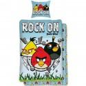 Dětské povlečení Angry Birds Rock On