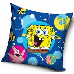 Dětský povlak na polštářek SpongeBob Happy