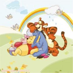 Dětský polštářek Medvídek Pú a kamarádi 2013
