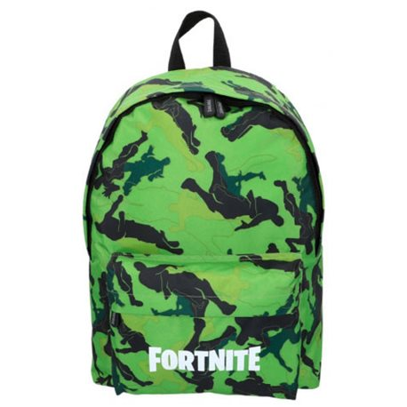 CALEGO Dětský batoh FORTNITE zelený 30x11x40 cm