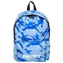 CALEGO Dětský batoh FORTNITE modrý 30x11x40 cm