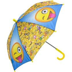 WO PRODUCTS Dětský deštník EMOJI 63 cm