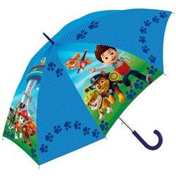 EUROSWAN Dětský deštník PAW PATROL světle modrý 69 cm