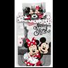Dětské povlečení Mickey Mouse a Minnie v New Yorku