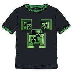 GBG Bavlněné tričko MINECRAFT CREEPER 116 cm