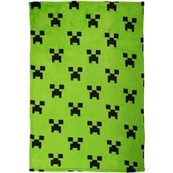 HALANTEX Dětská fleece deka MINECRAFT 100x150 cm