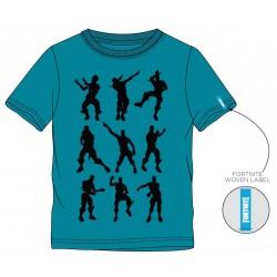 GBG Bavlněné tričko FORTNITE BLUE 152 cm