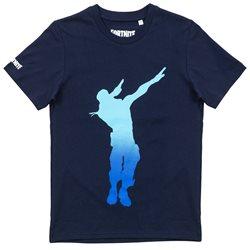 GBG Bavlněné tričko FORTNITE DARK BLUE 140 cm