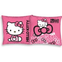 DETEXPOL Polštářek Hello Kitty masličky 40x40