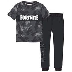 GBG Bavlněné pyžamo FORTNITE GREY 164 cm