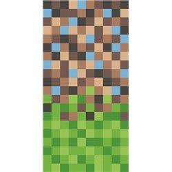 Dětská osuška Minecraft Kostky