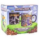 Dětský hrnek Minecraft XL proměňovací (500 ml)