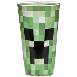 PALADONE Sklenice MINECRAFT CREEPER 400 ml