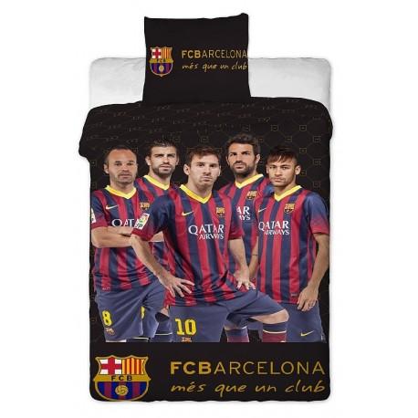 Povlečení FC Barcelona players (fototisk)