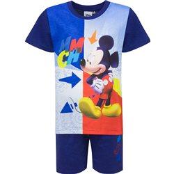 PAMPRESS Bavlněné pyžamo MICKEY MOUSE 122 cm