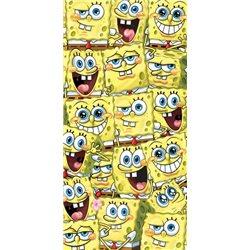 Dětská osuška SpongeBob Kam se podíváš