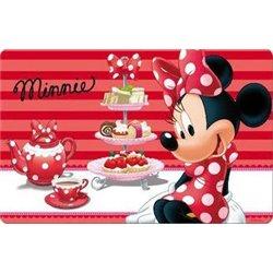 Dětské prostírání Minnie Red 3D
