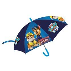 E PLUS M Dětský deštník PAW PATROL modrý 74 cm