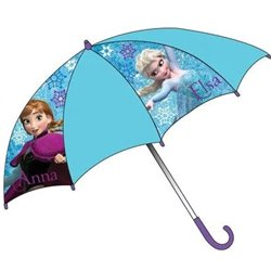 SUN CITY Dětský deštník FROZEN ANNA A ELSA 65 cm