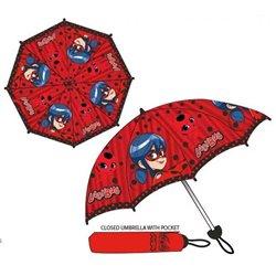 SUN CITY Dětský deštník MIRACULOUS LADYBUG 95 cm