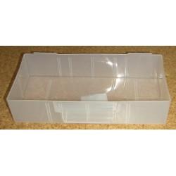 Krabička (zásuvka) typ C - 1 ks (polypropylen)