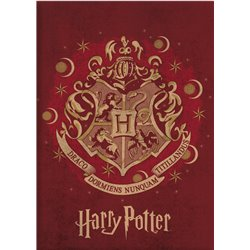 AYMAX Fleece deka HARRY POTTER ERB 120x150 cm