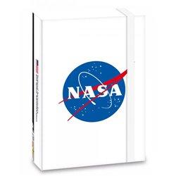 ARS URNA Dětský box na sešity A5 NASA 15,5x21,5x3,5 cm