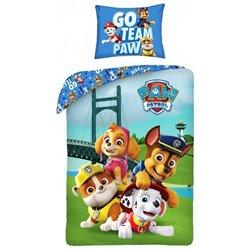 Dětské povlečení Paw Patrol Team