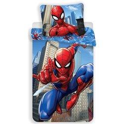 Dětské povlečení Spiderman Blue 02