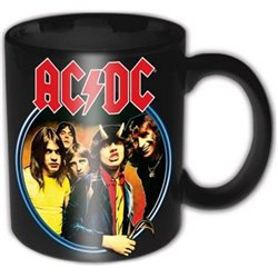 ROCK OFF Porcelánový hrnek AC/DC HIGHWAY TO HELL 320 ml