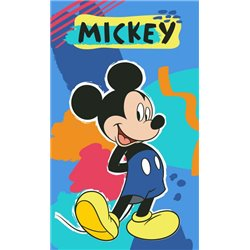 CARBOTEX Bavlněný ručník MICKEY MOUSE 30x50 cm