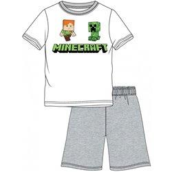 GBG Bavlněné pyžamo MINECRAFT ALEX 128 cm
