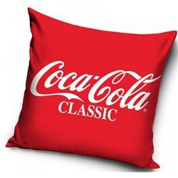 Dětský povlak na polštářek Coca Cola