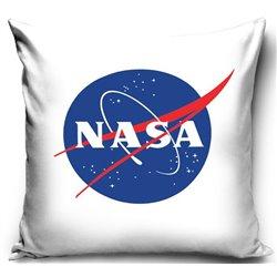 CARBOTEX Povlak na polštářek NASA WHITE 40x40 cm
