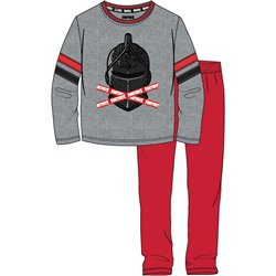 GBG Bavlněné pyžamo FORTNITE BLACK KNIGHT 128 cm