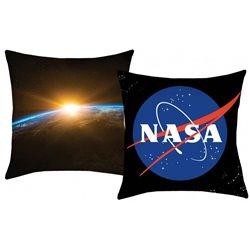 HALANTEX Polštářek NASA BLACK 40x40 cm