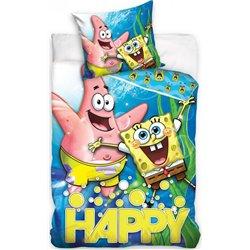 Dětské povlečení SpongeBob Happy