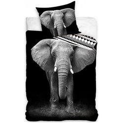 Dětské povlečení Slon Africký