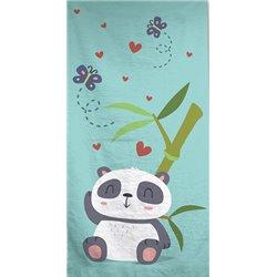 AYMAY Bavlněná osuška PANDA BAMBOO 70x140 cm